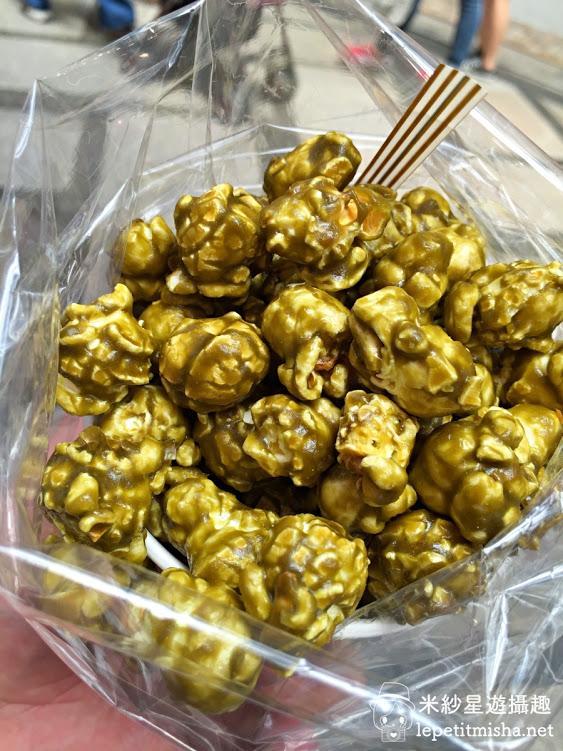 【大阪】OGT6 心齋橋筋商店街.Garrett Popcorn Shops x Matcha Caramel Crisp 抹茶酥脆焦糖爆米花  @2016阪京奈