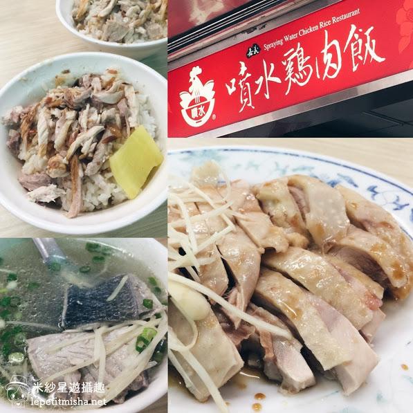 【嘉義】LTW39 西區中山路.噴水雞肉飯 @2016台灣