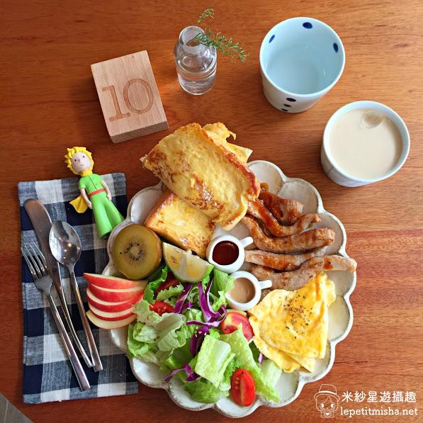 【台中】LTW36 西區五權路.Mitaka s-3e Cafe x 咖啡。早午餐。輕食。雜貨。服飾 x 週末休閒好去處 @2016台灣